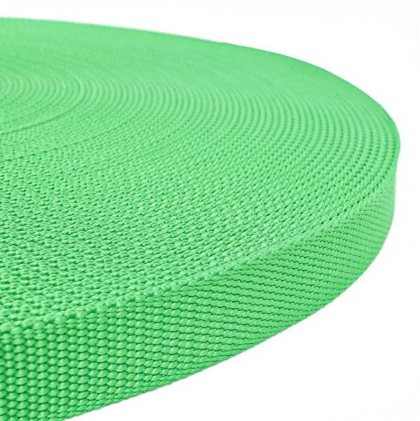Polypropylen-Gurt - Neon Grün