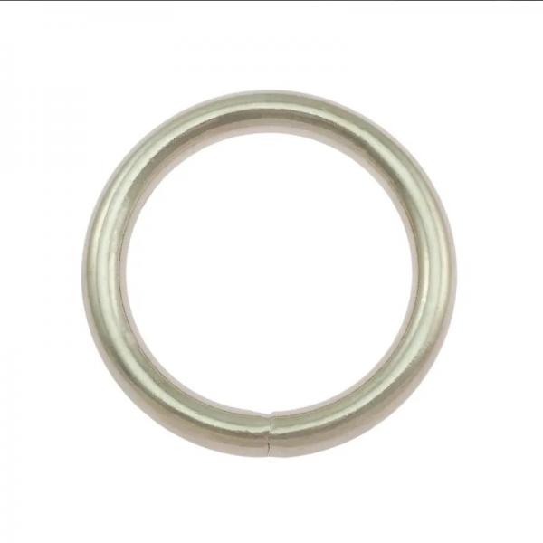 O-Ring - vernickelt