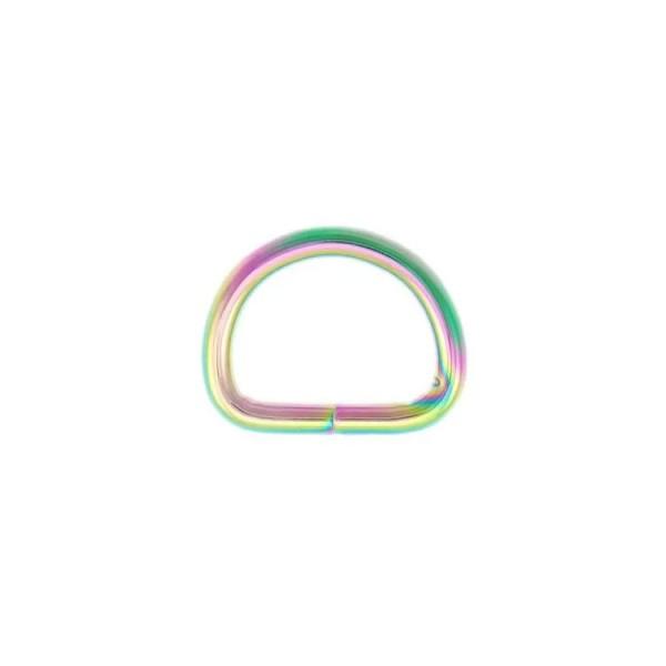 D-Ring - Regenbogen