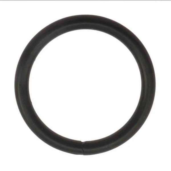 O-Ring - matt schwarz